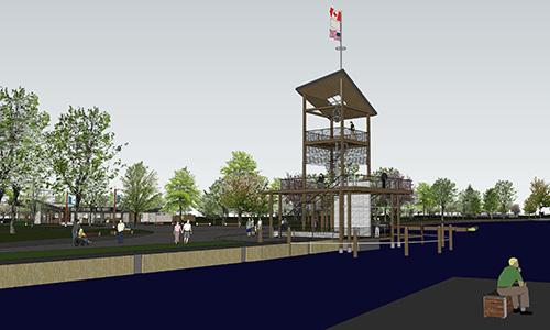 Morrisburg waterfront redevelopment - MTBA